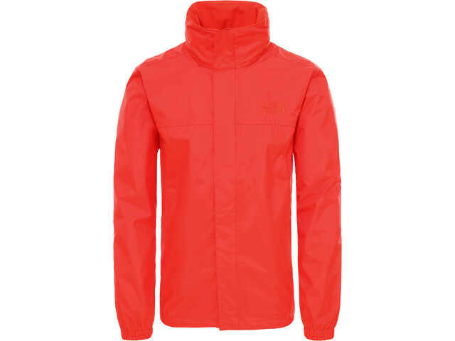 The North Face Resolve 2 Jas Heren, fiery red